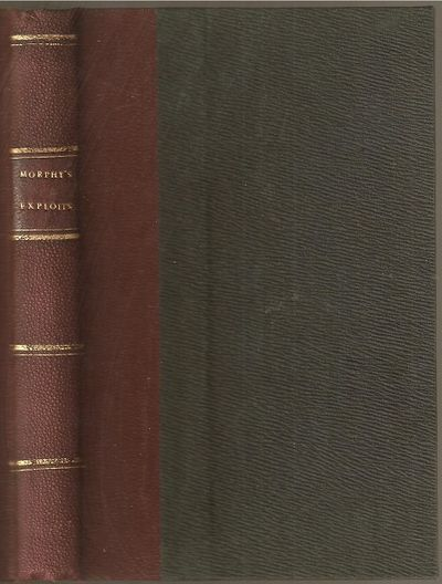 viii+203 pages+ pages with frontispiece and three plates. Small octavo (7 1/2