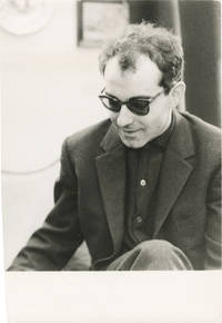 image of Collection of five original photographs of Jean-Luc Godard and Anna Karina, circa 1960s