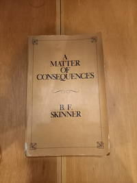 A Matter Of Consequences