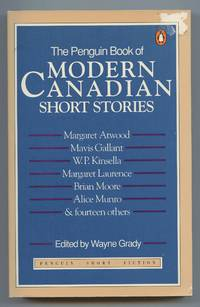image of The Penguin Book of Modern Canadian Short Stories