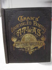 Cram's Unrivaled Family Atlas of the world