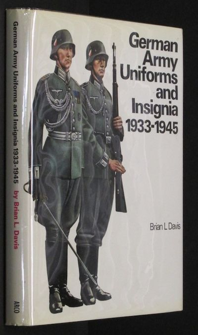 9780668043182 - German Army Uniforms and Insignia, 1933-1945 by