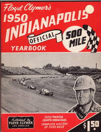 Floyd Clymer's 1950 Indianapolis 500 Mile Official Yearbook