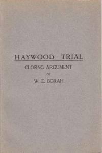 HAYWOOD TRIAL Closing Argument