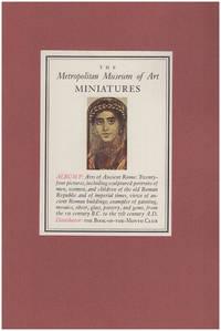 The Metropolitan Museum of Art Miniatures (7 albums boxed: N, O, P, R, S, W, V)