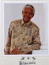 Long Walk to Freedom (SIGNED Illustrated Edition) by  Nelson Mandela - Signed First Edition - 1996 - from Quintessential Rare Books, LLC (SKU: ABE-1481666756766)