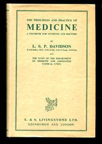 image of The Principles and Practice of Medicine: A Textbook for Students and Doctors