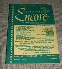 image of The Magazine Encore for August 1943