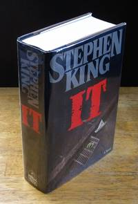 image of It: A Novel with Signed Draft of Stephen King