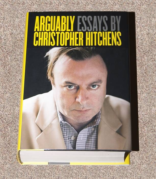 best essays by christopher hitchens The best american essays on amazoncom free shipping on qualifying offers the provocative and best-selling author christopher hitchens takes the.
