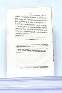 Traité de l'Anthrax non contagieux, contenant: ses rapports intimes avec le charbon ou...