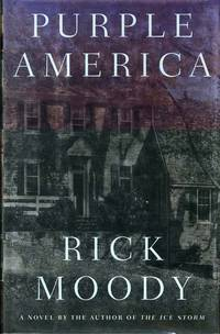 Purple America (Signed First Edition, review copy)