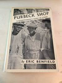 image of Purbeck Shop: A Stoneworker's Story of Stone