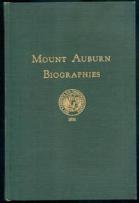 image of Mount Auburn Biographies