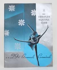 image of Twenty-Ninth Annual Carnival of the Toronto Skating Club
