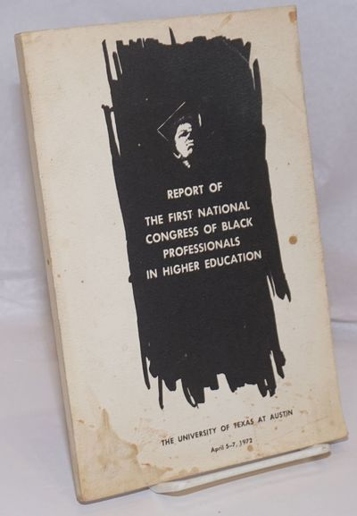 Austin: The Hogg Foundation for Mental Health, The University of Texas, 1973. Paperback. 97p., stain...