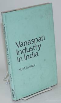 Vanaspati industry in India