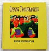 Opening Transformations (Museum of Contemporary Arts) by  Dinah  Leon; Dysart - 1st Edition - 1991 - from Adelaide Booksellers and Biblio.com