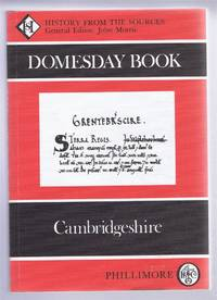 Domesday Book. Volume 18: Cambridgeshire