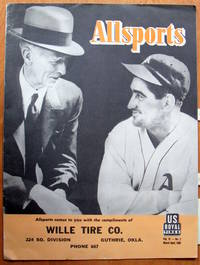 Nation's Top Minor Leaguers in 1950. Article in Allsports March-April, 1950