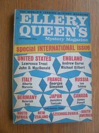 image of Ellery Queen's Mystery Magazine October 1967