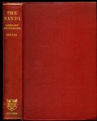 image of The Nandi: Their Language and Folk-Lore