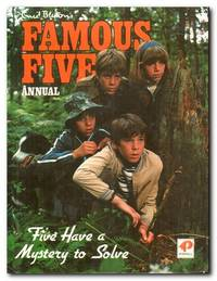 image of Famous Five Annual Five Have a Mystery to Solve