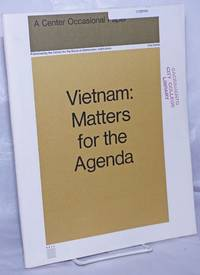image of Vietnam: matters for the agenda