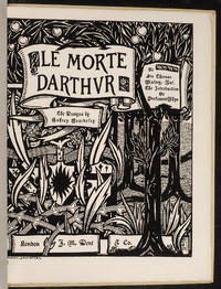 Reproductions of Eleven Designs Omitted from the First Edition of Le Morte Darthur