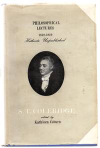 Philosophical Lectures 1818-1819 Hitherto Unpublished
