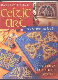 image of CELTIC ART IN CROSS STITCH.