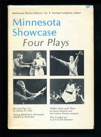 Minnesota Showcase: Four Plays - Do Not Pass Go - Woyzeck - Fables Here and Their - The Cookie Jar