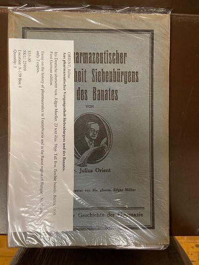 hardcover. Ins Deutsche ubersetzt von...Edgar Mueller. 23 text illus. 58pp. Tall 8vo, flexible board...