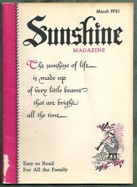 Sunshine Magazine March 1951 by Editors - Paperback - from Gail's Books and Biblio.com