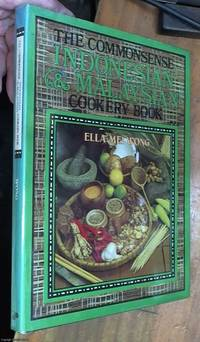 image of The Commonsense Indonesian and Malaysian Cookery Book