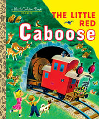 image of The Little Red Caboose (Little Golden Book)