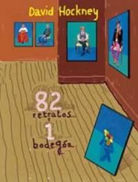 image of DAVID HOCKNEY: 82 RETRATOS Y UN BODEGÓN