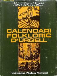 Calendari Folklòric d'Urgell.