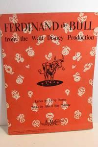 Ferdinand the Bull from the Walt Disney Production