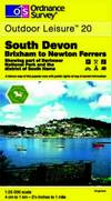 image of South Devon (Outdoor Leisure Maps)