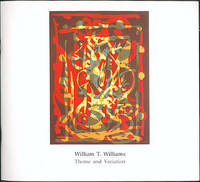 William T. Williams: Theme and Variation