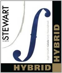 image of Single Variable Calculus: Early Transcendentals, Hybrid Edition (with Enhanced WebAssign with eBook Printed Access Card for Multi Term Math and ... (Cengage Learning's New Hybrid Editions!)
