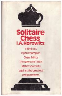 image of SOLITAIRE CHESS.