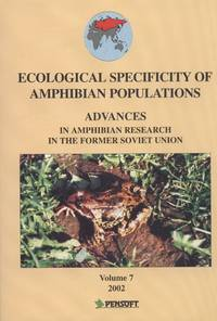 Ecological Specificity of Amphibian Populations by  Sergei L Kuzmin - Paperback - 2002 - from Breck Bartholomew Natural History Books (SKU: 8272)