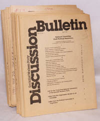 SWP discussion bulletin, vol. 37 no. 1, April, 1981 to no. 26, August, 1981