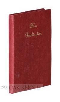(Paisley Scotland): Gleniffer Press, 1986. red cloth stamped in gilt. Miniature Books. miniature boo...