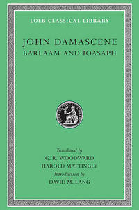 Barlaam and Ioasaph by  St.John Damascene - Hardcover - from The Saint Bookstore (SKU: A9780674990388)