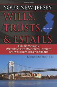 Your New Jersey Wills, Trusts & Estates