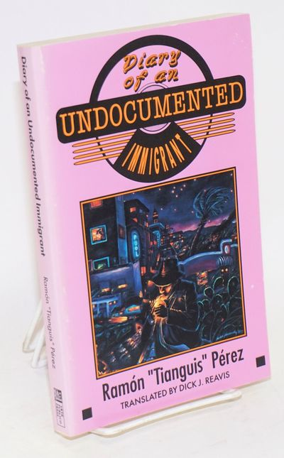 Houston: Arte Publico Press, 1992. Paperback. 237p., very good first edition trade paperback in pict...
