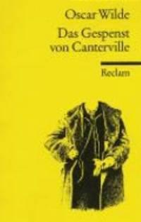 image of Das Gespenst von Canterville.